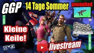Small Wedges LTM! | Tactical Submachine Gun! | Flamingo Skin! | Fortnite Live 14 Days Summer