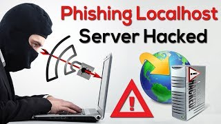 Web Server Hacking || Phishing Localhost and Server || Step By Step Free Videos Tutorial