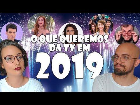 em 2019 tv