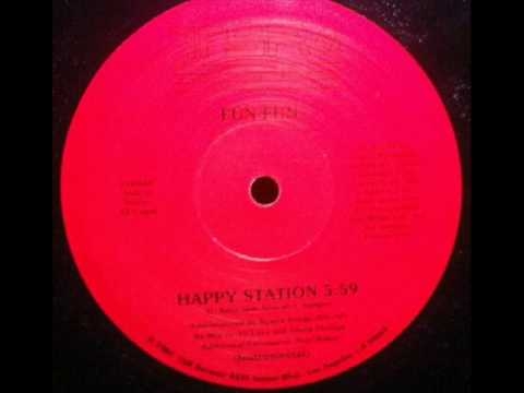 Fun Fun - Happy Station (Instrumental) (TSR Records)1986