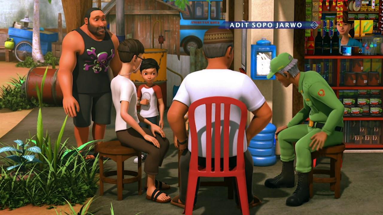 Adit Sopo Jarwo Episode 12 Oktober 2017