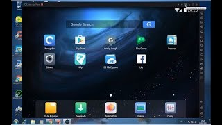 Melhor simulador de Android para PC roda direto no Windows tudo funcionando