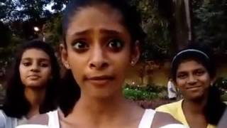 Sonu tula maya vr bharosa nahi ky..with cute expression.
