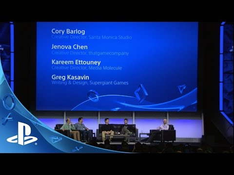 PlayStation Experience 2015: The Future of Storytelling Panel