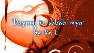 Daying ha sabab niya