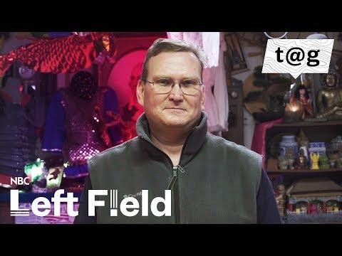 The Kansas Teacher Who Buries Treasure in Every Student's Desk | NBC Left Field