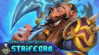Game of the Week: Taunt Druid Mirror, The Grind