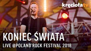 Koniec Świata na Pol'and'Rock Festival 2018 - koncert w CAŁOŚCI