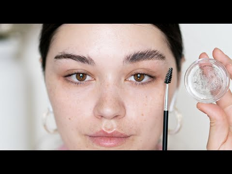 Better than Soap Brows? My new Eyebrow Routine with ABH Brow Freeze
