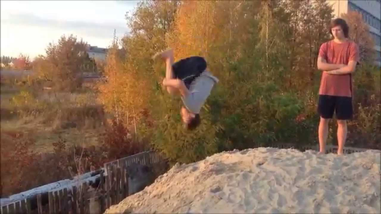 how to learn backflip easily