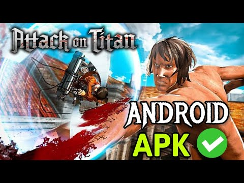 [90MB] Download Attack On Titan 3D Multiplayer Android Game APK - Attack On Titan Android APK