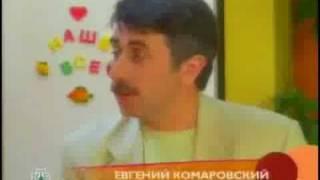 Доктор Комаровский: Внутричерепное давление
