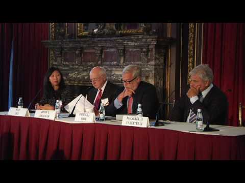 2016 New York Maritime Forum - The Port of NY & NJ Panel