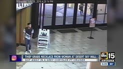 Police investigating robbery at Desert Sky Mall in Phoenix