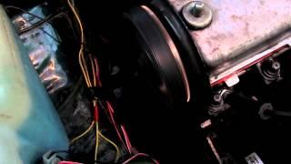 Съедает ремень ГРМ со стороны двигателя ВАЗ 2109(, 2015-02-06T10:18:48.000Z)