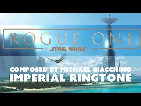 """""""Imperial Suite Ringtone"""" [Fan-made Ringtone from Rogue One: A Star Wars Story]"""