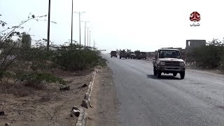 تواصل العمليات العسكرية في الحديدة وانهيار تحصينات المليشيا