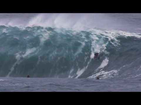 Bodyboarding Wipeout - Scott Thomson