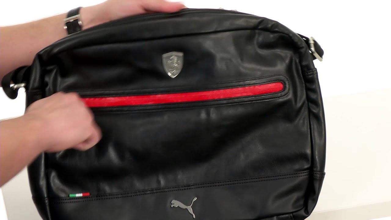 PUMA Ferrari LS Reporter SKU 8426444 - YouTube d27f5502b
