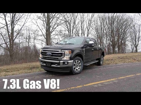 2020 Ford F250 Super Duty 7.3L V8 Review | For The Diesel Haters