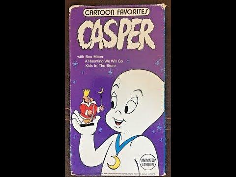 Opening To Cartoon Favorites:Casper,Volume 2 1992 VHS