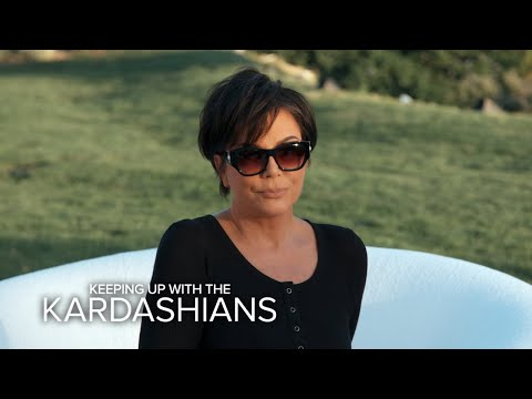 KUWTK | Kris Jenner Tries Mediating Kim & Kourtney Kardashian After Fight | E!