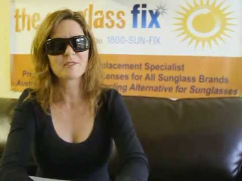 bee07bed83b2 The Sunglass Fix - How to install replacement lenses into plastic sunglass  frames