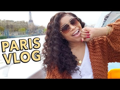 SOLO TRIP TO PARIS!! ⇢ Vlog
