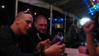 Punk rods  stockholms cruising.