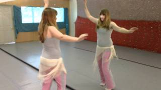 Video of Beginning Belly Dancing With Talia - Lesson # 21 A Hip Twist