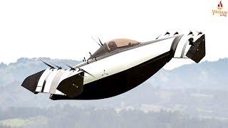 Flying car | பறக்கும் காரின் ஃபர்ஸ்ட் லுக் வெளியீடு - அசத்தும் 'அமரிக்கா | #daily news | #technology