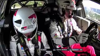 WRC Allemagne : Tänak mène devant Ogier à la fin de la première étape