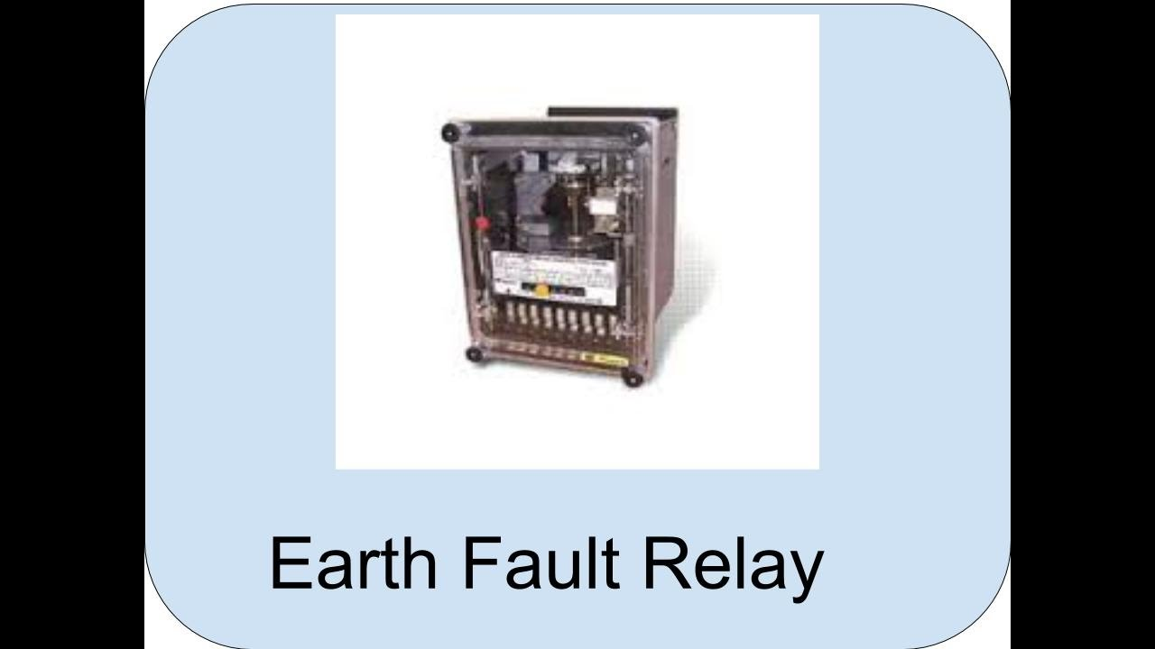 Earth fault relay youtube asfbconference2016