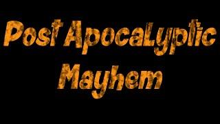 Post Apocalyptic Mayhem (Party Games 2)