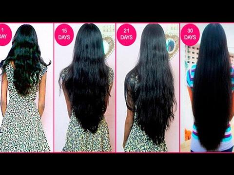 Como hacer crecer el cabello mas rapido naturalmente