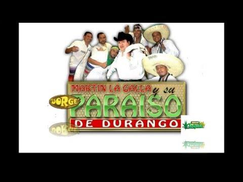 Cd LA GALLA Y SU PARAISO TROPICAL DE DURANGO CD PURAS RANCHERAS CON SENTIMIENTO