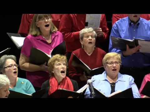 Encore ROCKS Holiday Concert at Maryland Hall, Annapolis, December 3, 2016