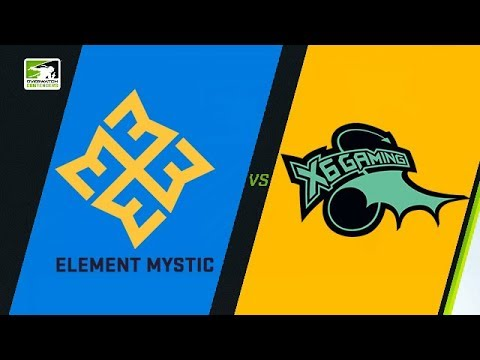 Element Mystic vs X6-Gaming (Part 2) | OWC 2018 Season 1: Korea