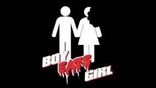 Boy eats girl- i kicked the cat out the window