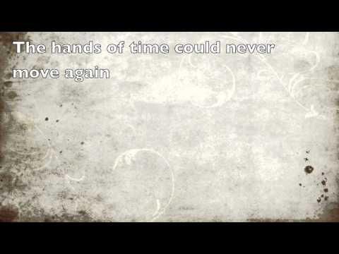 Inevitable by Anberlin **with lyrics on screen**