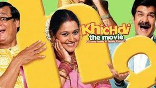Khichdi : The Movie | खिचड़ी दी मूवी | Full HD Movie Hindi | Best Comedy Movie Awarded