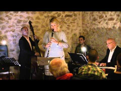 El Choclo - Sabine Grofmeier, clarinet & Toni Cuenca Jazz Trio