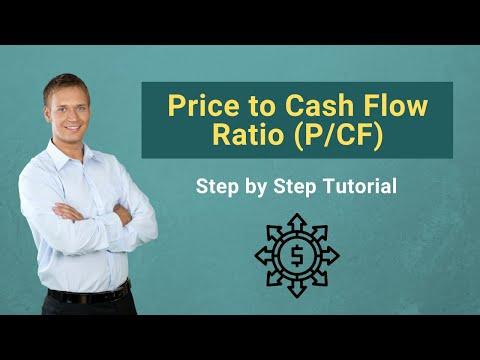 Price To Cash Flow Ratio (P/CF) | Formula | Example