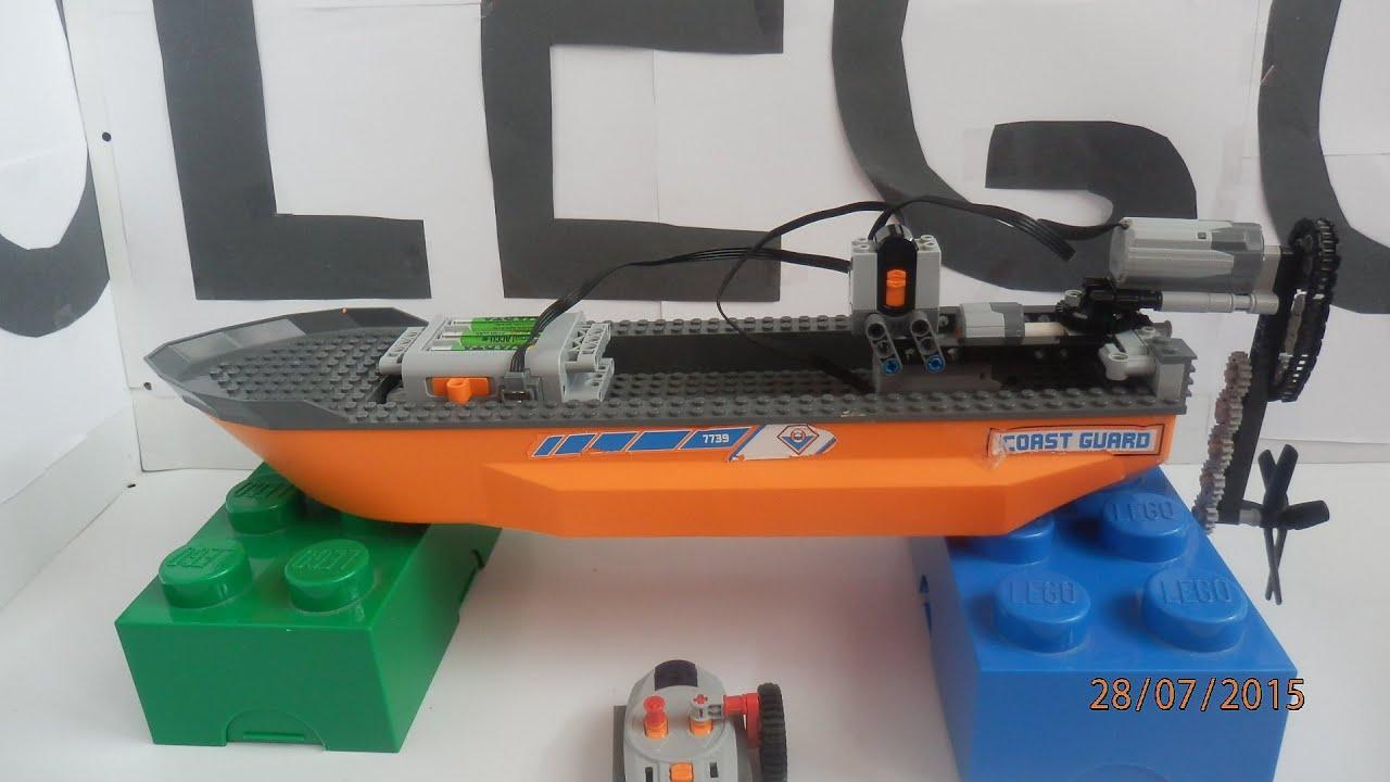 Boat Engine Lego Boat Engine