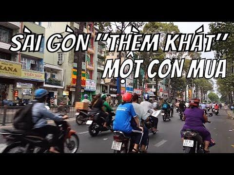 """Sài Gòn """"thèm khát"""" 1 cơn mưa giải nhiệt vì nắng nóng kéo dài lâu quá rồi"""