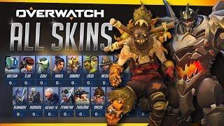 Overwatch Master Skins ALL UPDATE