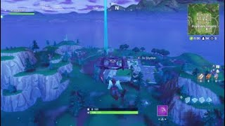 How To Get WEEK 10 Battlestar!! Search Between Movie Titles FORTNITE