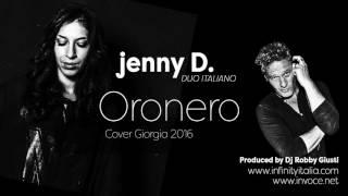 Oronero - Jenny D. Cover ( Giorgia )