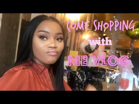 COME SHOPPING WITH ME | MARCH VLOG