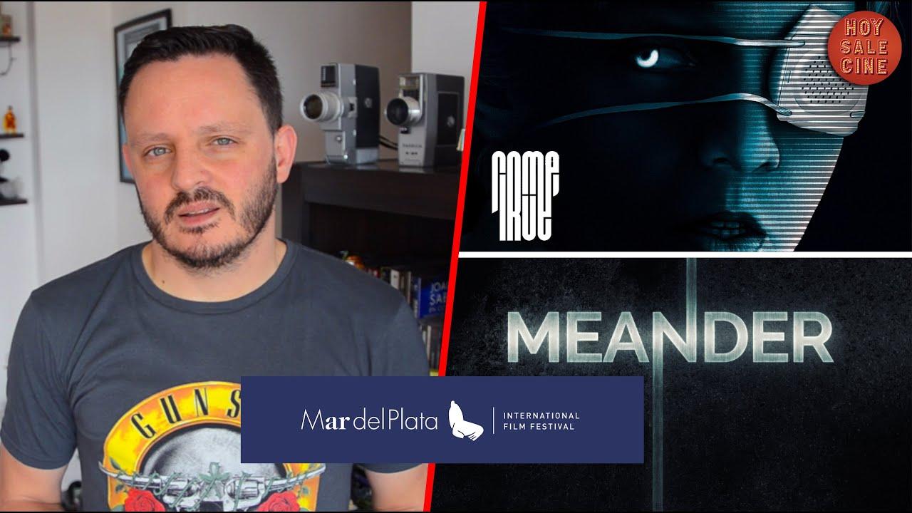 Download MDQ FILM FEST 2020: Come True y Meander   #HoySaleCine con Ale Turdó